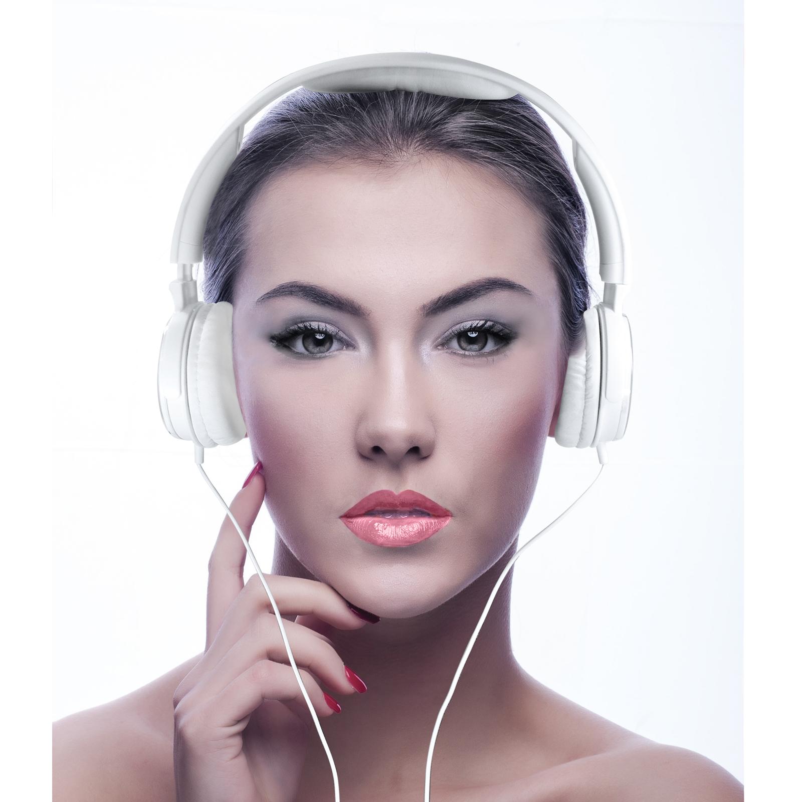 kopfh rer hifi stereo over ear kopfb gel audio f r mp3 cd. Black Bedroom Furniture Sets. Home Design Ideas