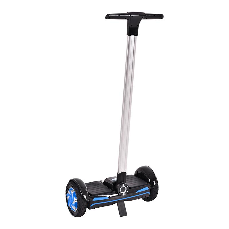 Balance Elektro Scooter mit Lenker, 360° Drehung, 15km/h, 20km Reichweite EAXUS Trade4Less