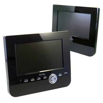 Technika-Tesco-7-17-8cm-tragbarer-Zwillings-DVD-Player-mit-DivX-Unterstuetzung