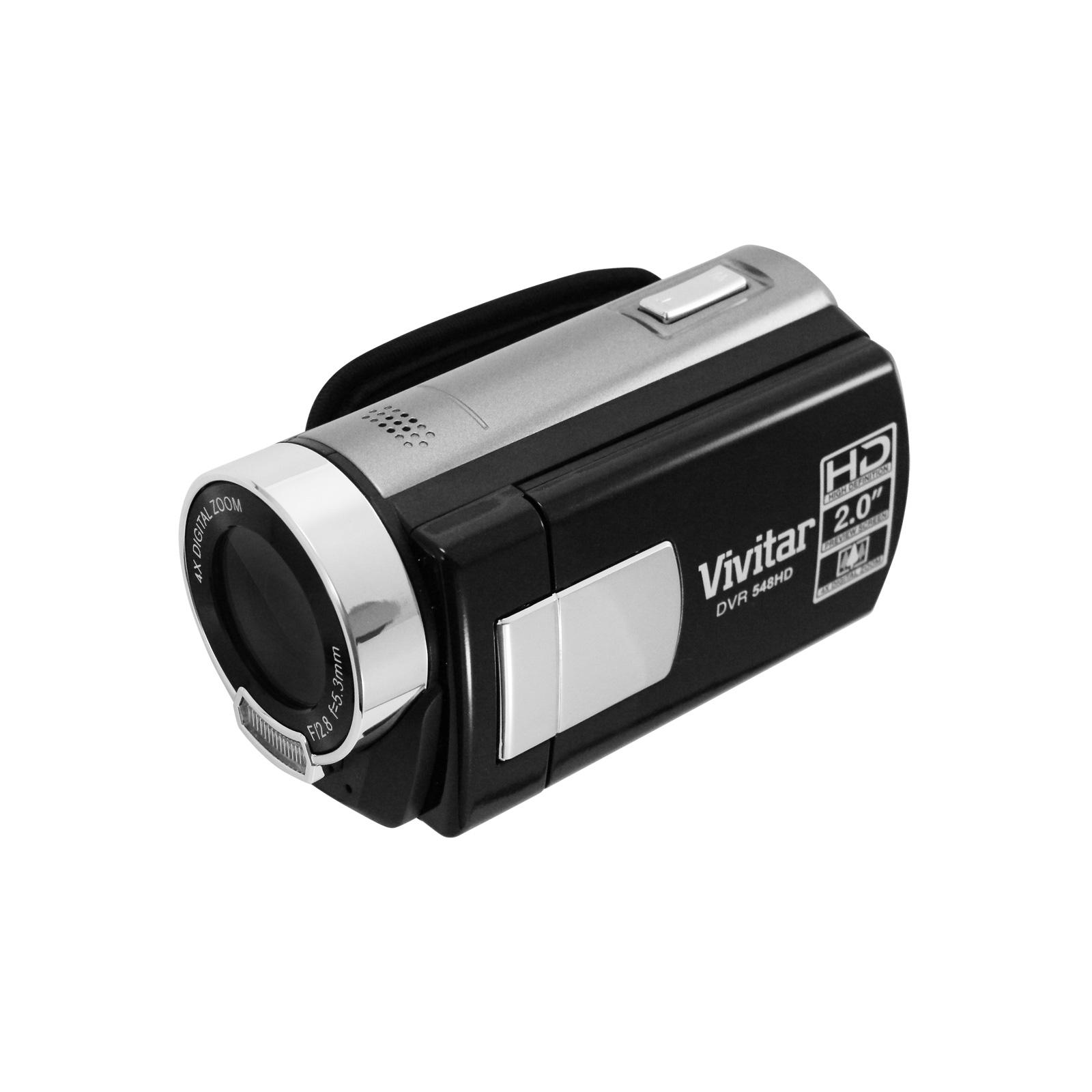 Digital Camcorder<br> 548HD Videokamera<br>8.1 Mega Pixel