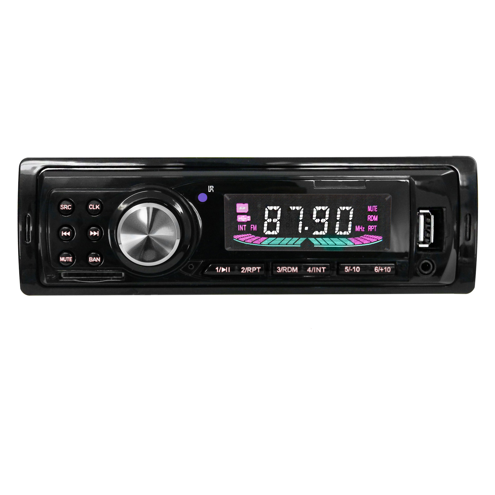 MP3 Car Radio FM<br> radio USB / SD /<br>MMC compatible,