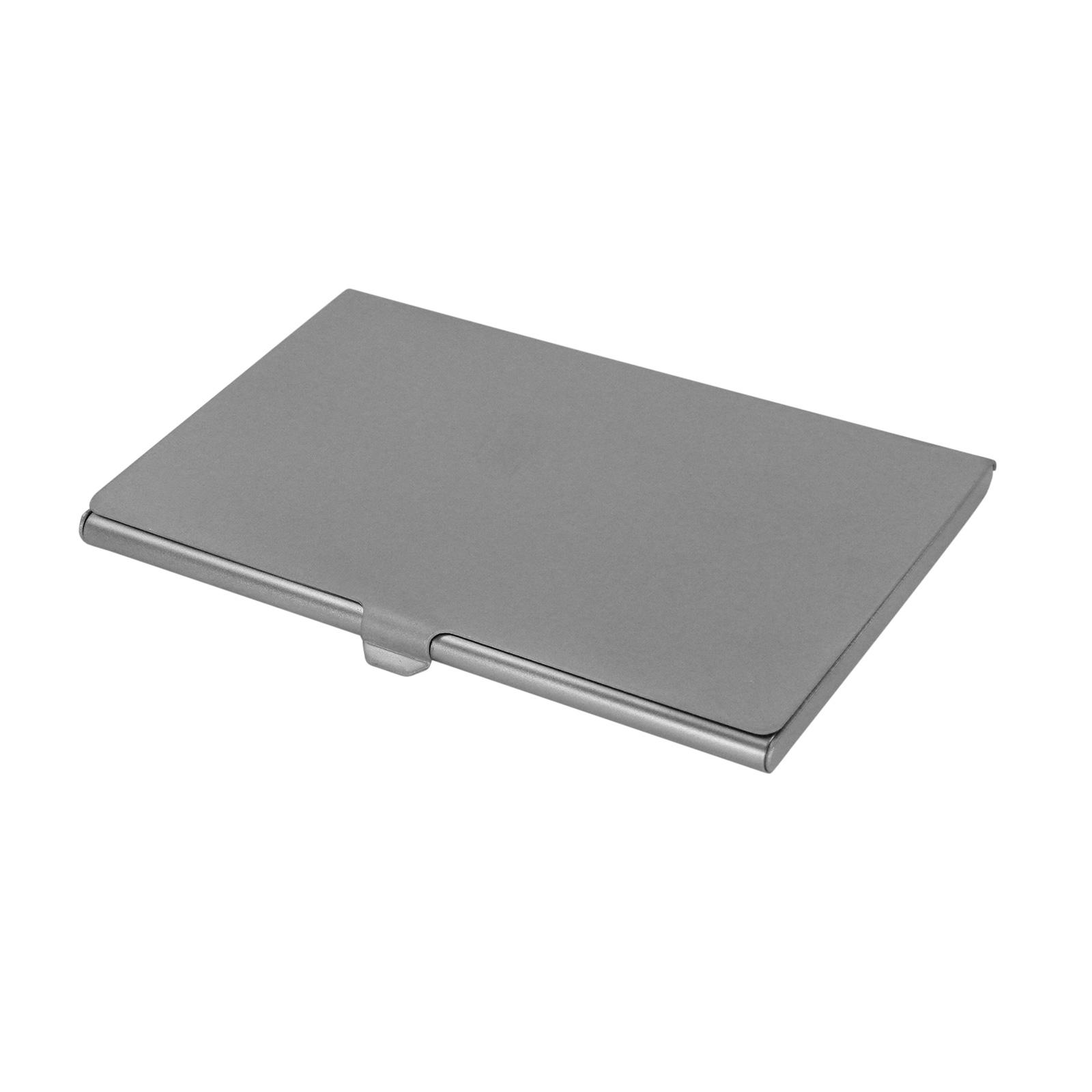 Visitenkarten etui metall visitenkartenhalter - Metall visitenkarten ...