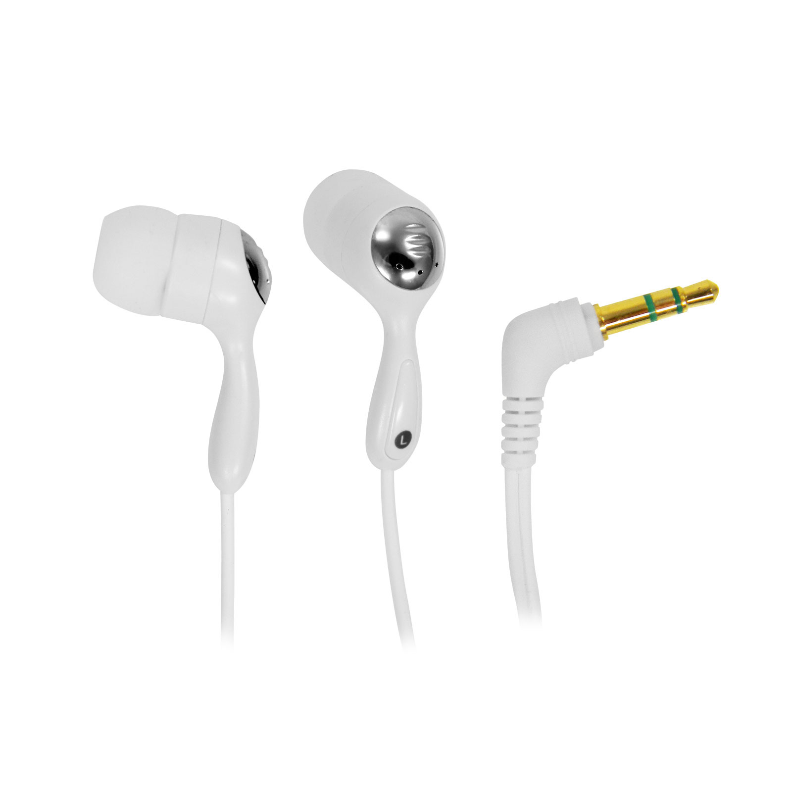 Sontec In-Ear Earphones DX-968 white for MP3 playe