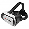 Virtual Reality Brille VR Glasses 3D und 360° für Smartphones Split Screen Eaxus