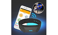 Oregon Ssmart Dynamo PE128 24Std Activity Tracker mit Bluetooth Android & iPhone