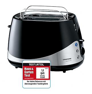 grundig premium toaster ta 5040 1000w beleuchtet aufw rm und auftaufunktion trade4less. Black Bedroom Furniture Sets. Home Design Ideas