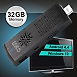 Mini PC Stick HDMI 32GB Android 4.4 und Windows 10, Intel, Bluetooth, 4K EAXUS