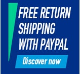 Paypal Return Shipping for free