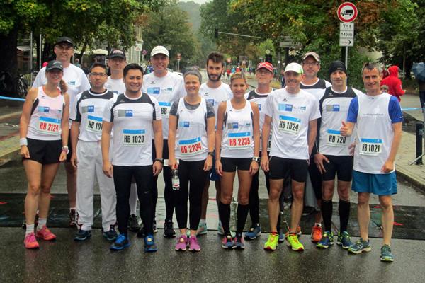 Tübinger ERBE-Lauf 2016, Team IHK Reutlingen