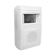Bewegungsmelder PIR-Sensor mit 105dB Alarmsignal und Glockenton G&M