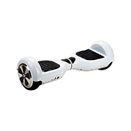 Waveboard mit Sensorelektronik / Zweirad Elektro-Scooter, weiß EAXUS gebraucht