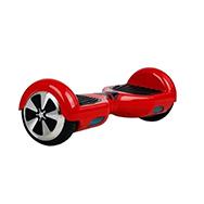 Waveboard / Zweirad Elektro-Scooter bis 10 km/h balancierend rot EAXUS gebraucht