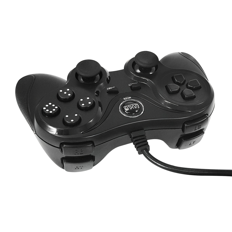 PS2 Playstation2 doublshock controller, gamepad with vibration Eaxus