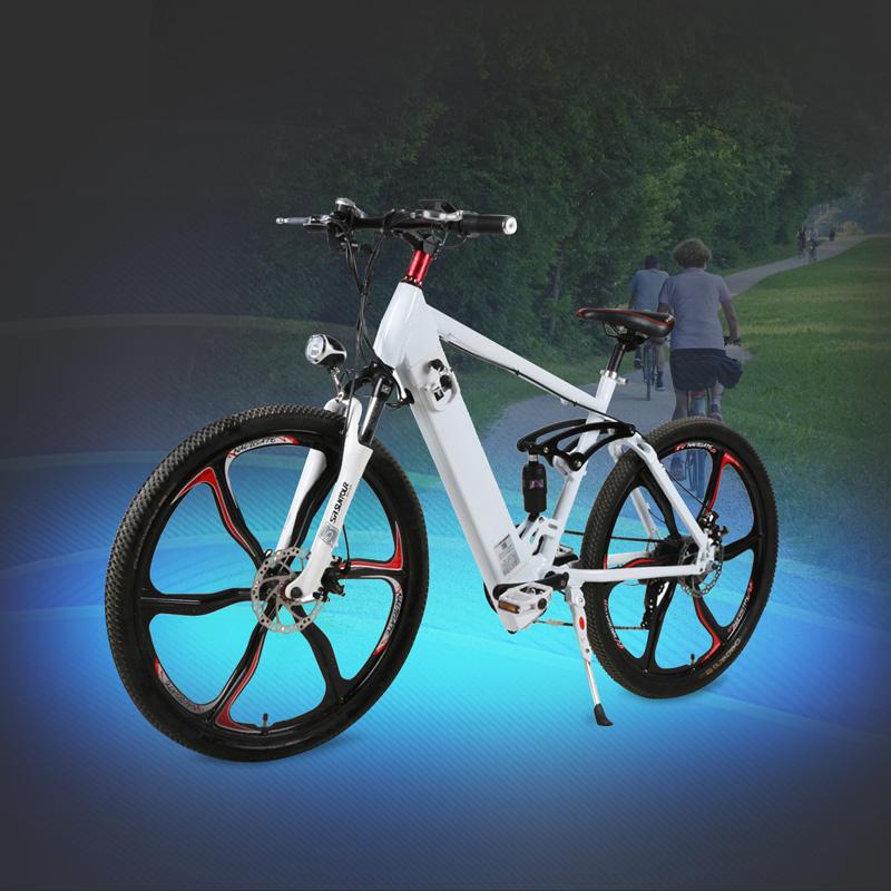 e bike mit shimano 21 gang 26 zoll mtb 250w motor 25 km h. Black Bedroom Furniture Sets. Home Design Ideas
