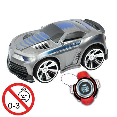 voice command car spielzeug auto smart watch sprachsteuerung ferngesteuert eaxus ebay. Black Bedroom Furniture Sets. Home Design Ideas