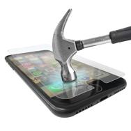 Schutzglas Smartphone Folien für iPhone6, 7, 8 Front- und Rückseite 0,33mm Eaxus