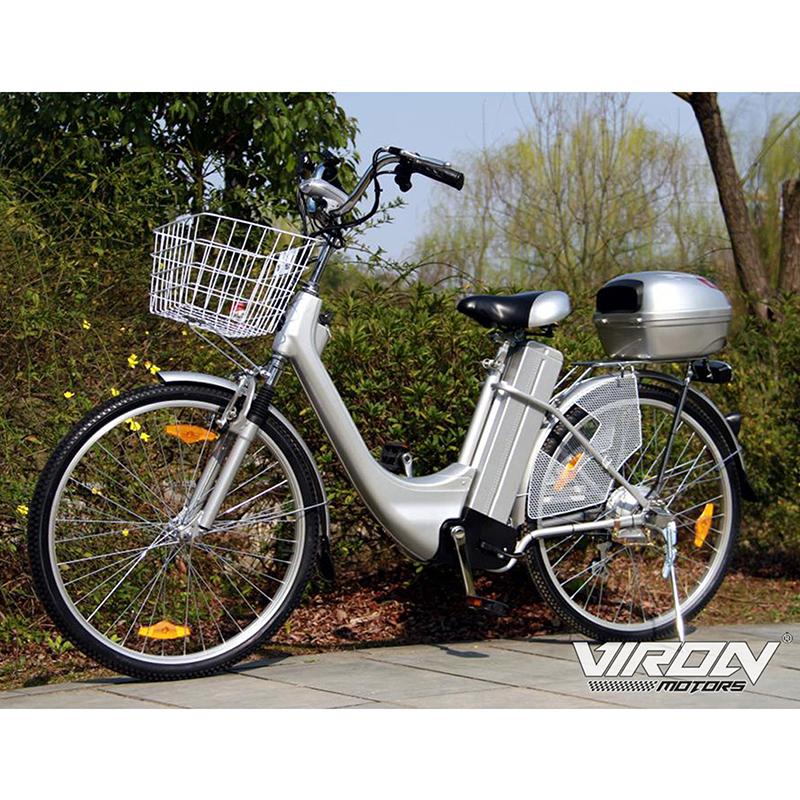elektrofahrrad e bike citybike fahrrad akku korb. Black Bedroom Furniture Sets. Home Design Ideas