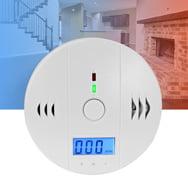 Kohlenmonoxid-Detektor mit 85dB Alarm, DIN EN geprüfter CO-Melder Eaxus
