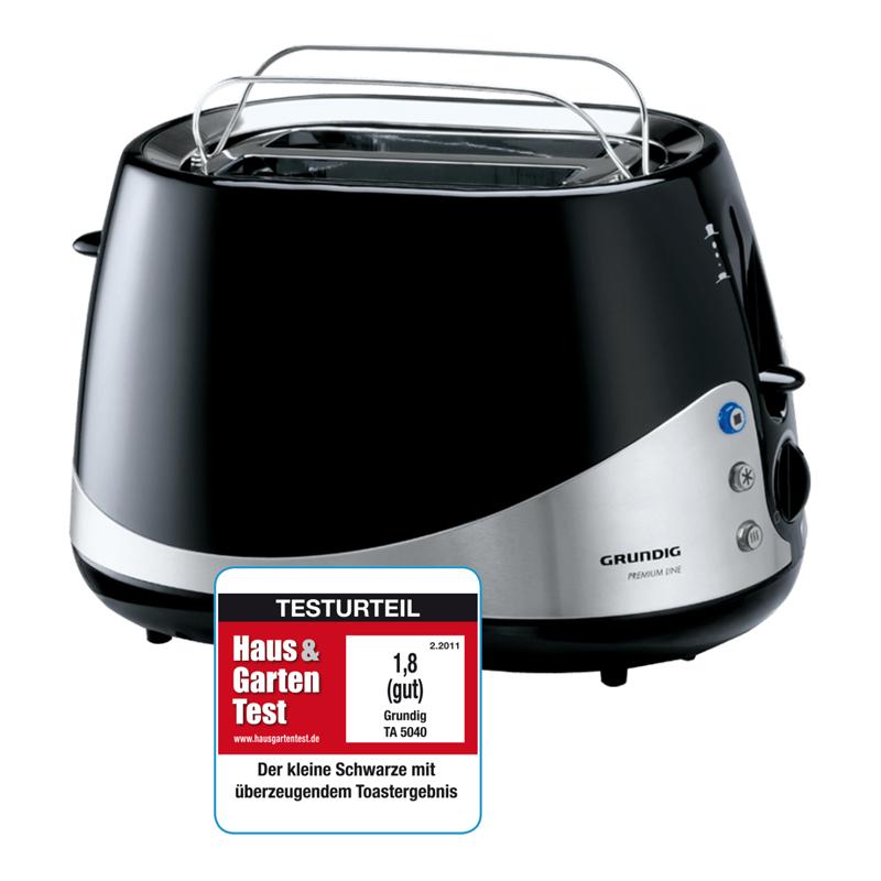 grundig premium toaster ta 5040 1000w beleuchtet auftaufunktion uk stecker trade4less. Black Bedroom Furniture Sets. Home Design Ideas