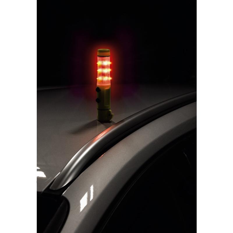 hama led notfall leuchte kfz emergency gurtschneider taschenlampe stableuchte ebay. Black Bedroom Furniture Sets. Home Design Ideas
