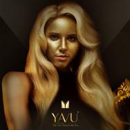 Gesichtsmasken Luxus Skin Line, 5x Beautybehandlung mit 24K Gold, Yavu