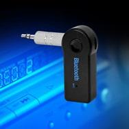 Bluetooth Musik-Empfänger für Auto und Stereoanlage mit Freisprechfunktion Eaxus