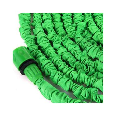 flexibler gartenschlauch wasserschlauch 10 30 meter dehnbar flexischlauch gr n ebay. Black Bedroom Furniture Sets. Home Design Ideas