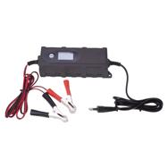 Autobatterie Ladegerät 6/12V Mikroprozessor gesteuert, für AGM, Gel oder MF