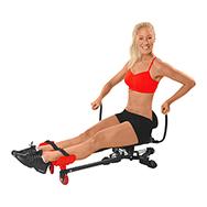 Gymform Fitnessgerät für Bauch, Beine, Po, 3 Widerstandsstufen, Abstorm