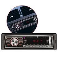 Autoradio RS4503, 12V mit LED Display und USB Anschluss, Manta