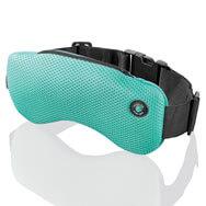 Massagegürtel 2 Geschwindigkeitsstufen kabellos verstellbar, VITALmaxx