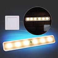 Touch LED-Leuchte mit Extra-Schalter Smartlight, kabellos, Smartwares