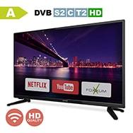 Denver LDS-3272 smart TV m. WiFi Funktion, 81,28 cm Bildschirmdiagonale
