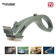 Steam Zoom Cleaner Grillbürste u. Rost-Reiniger 50 cm, mit Wasserdampf