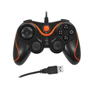 Playstation 3 PS3 Doubleshock Controller, Gamepad Vibration Madrics