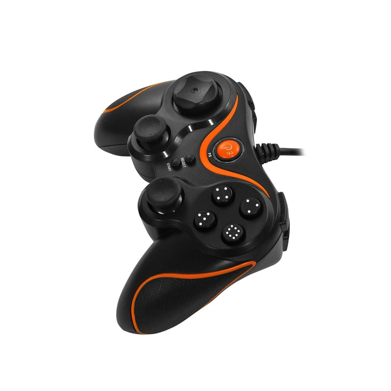 doubleshock controller f r ps3 konsole gamepad mit. Black Bedroom Furniture Sets. Home Design Ideas