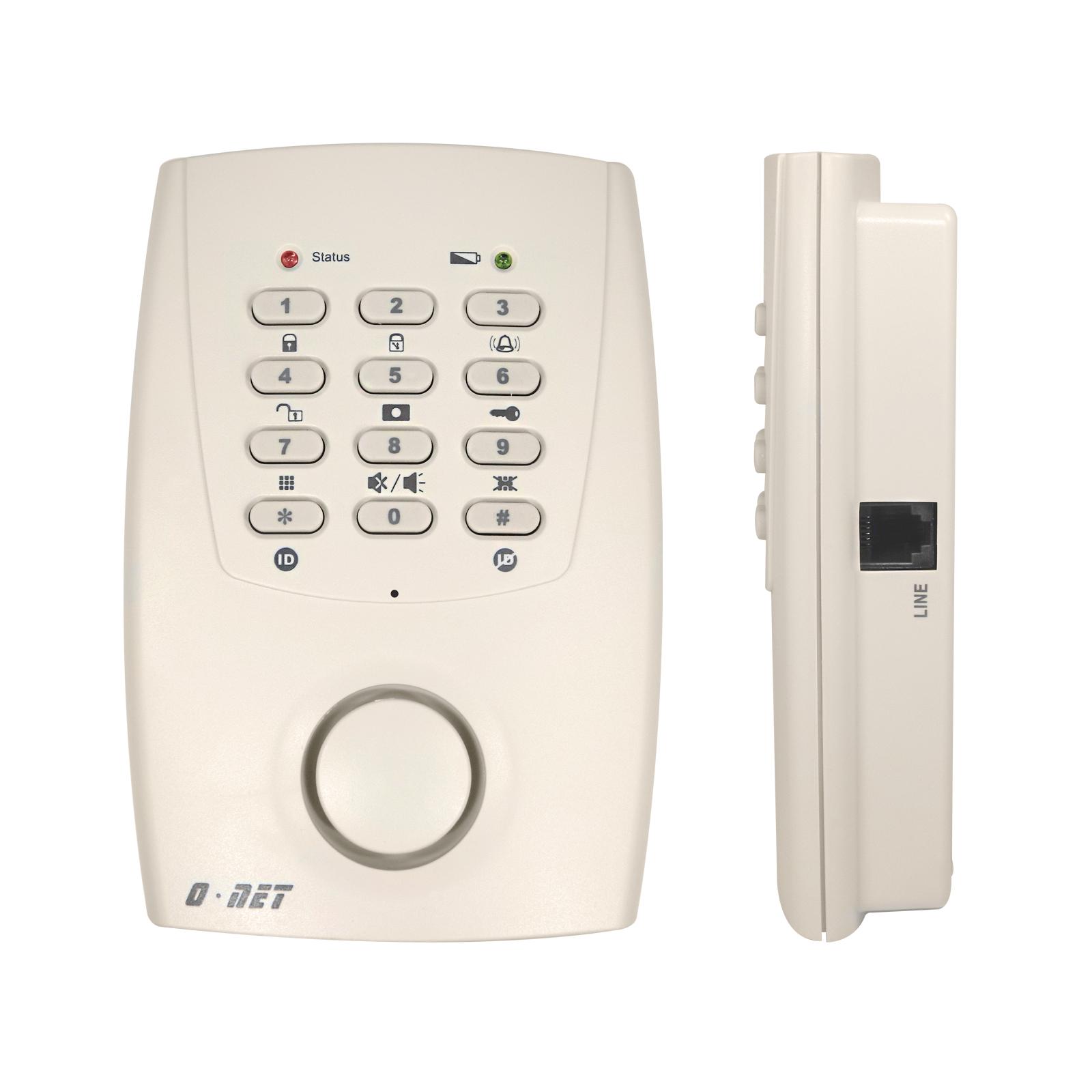 alarmanlage alarmsystem funkhaus alarmanlage sirene sensor bewegungsmelder 5tlg ebay. Black Bedroom Furniture Sets. Home Design Ideas